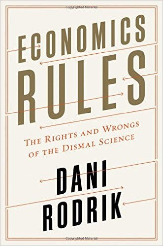 Economist books recommandation Economics_Rules
