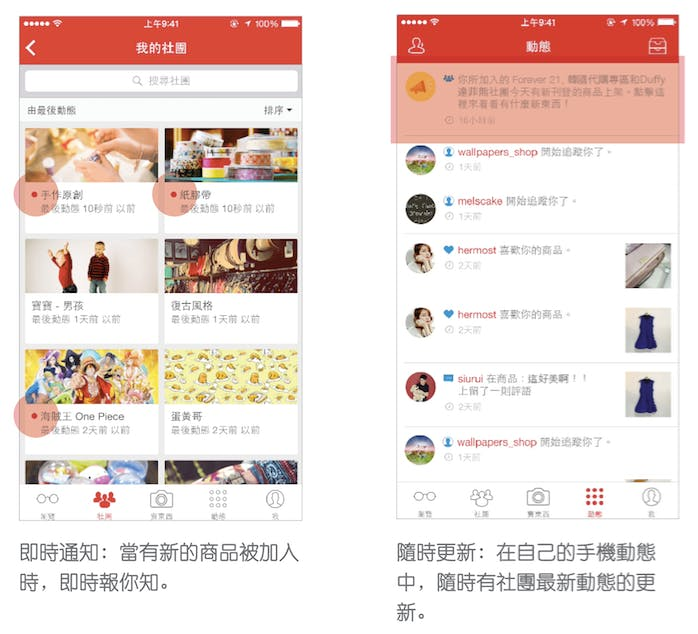 carousell group 3