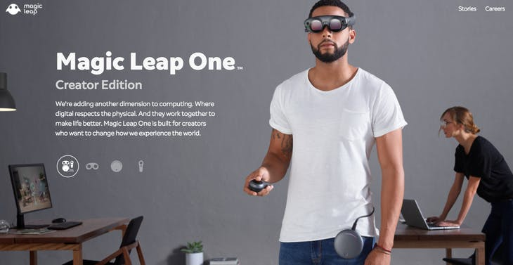 Photo Credit:magic leap